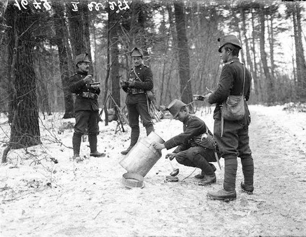 La Suisse et la Grande Guerre: 1914-1918 (part 5)