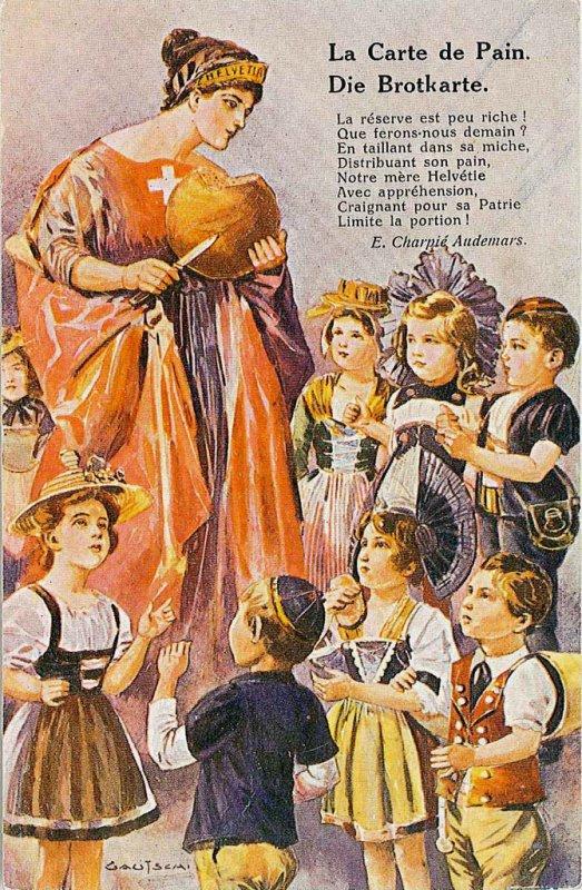 La Suisse et la Grande Guerre: 1914-1918 (part 6)