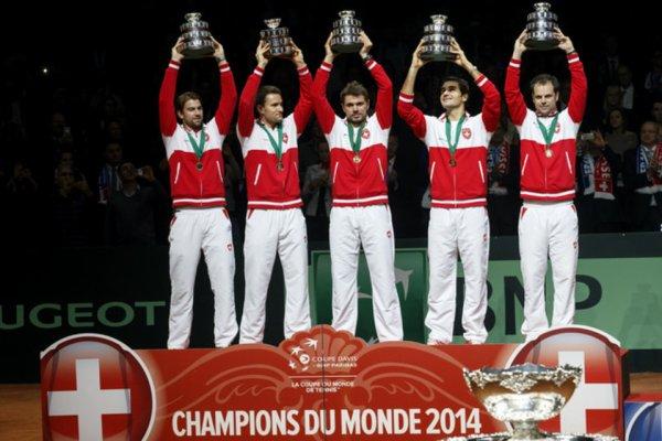 CHompions du Monde !!!