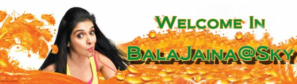 Welcome !!! to Balajaina 's Blog