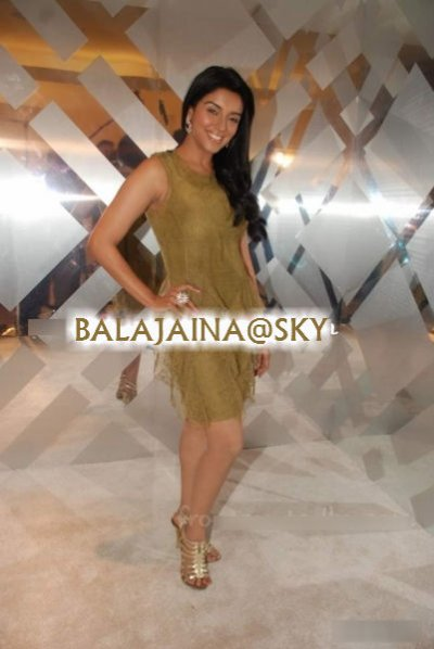 Asin at Burberry Bash