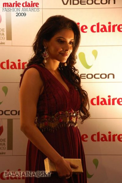 marie clarie fashion Awards 2009 event unseen pics