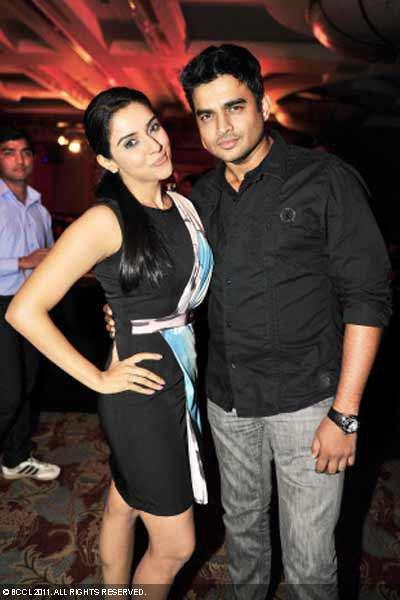 Asin - Maddy @ Filmfare