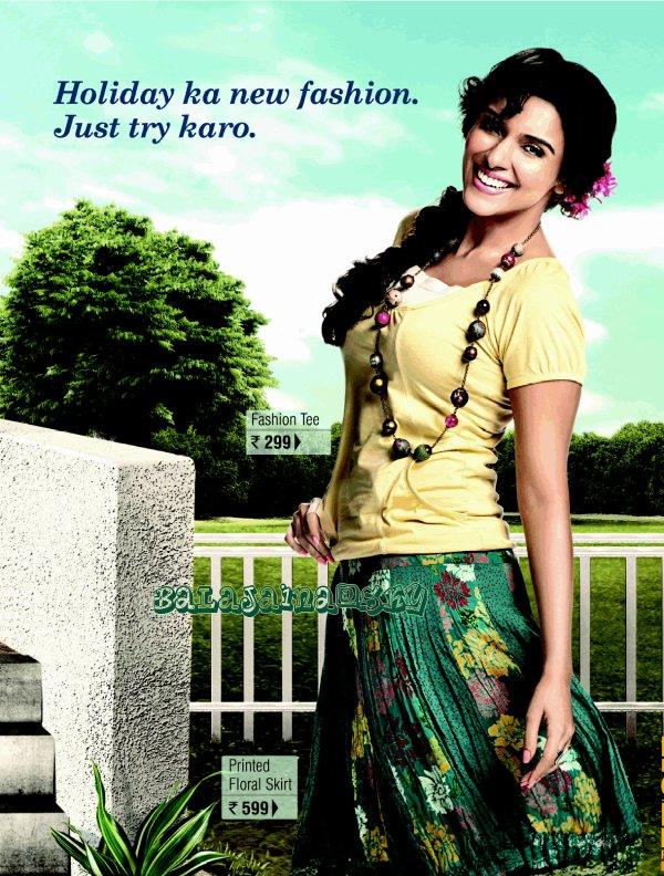Asin Big bazaar Ads