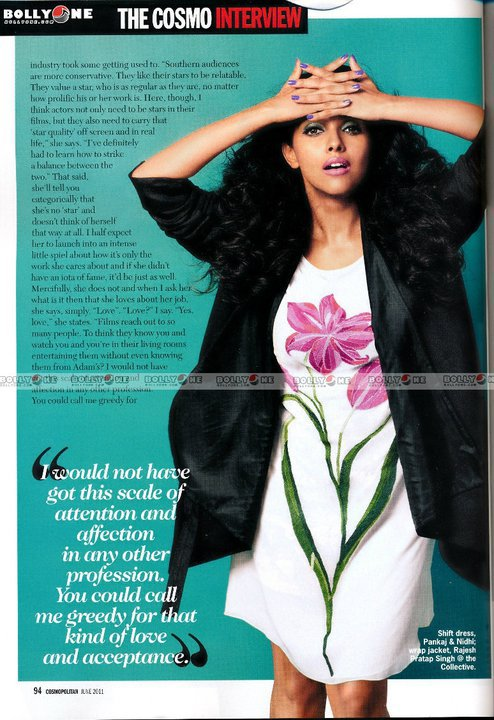 Asin Cosmopolitan june 2011
