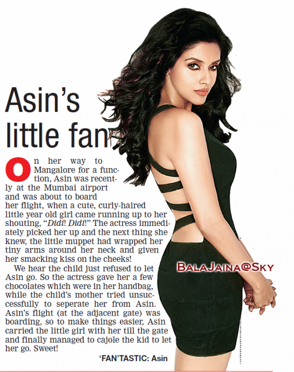 Asin's Little Fan