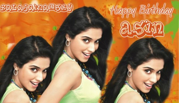 Asin - Birthday Spl
