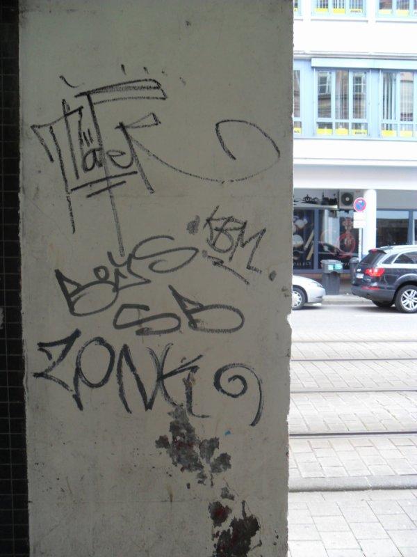 MÄBER KBM CREW BOYS SB ZONK