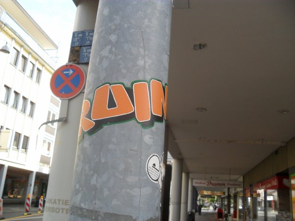EGO / RUIN