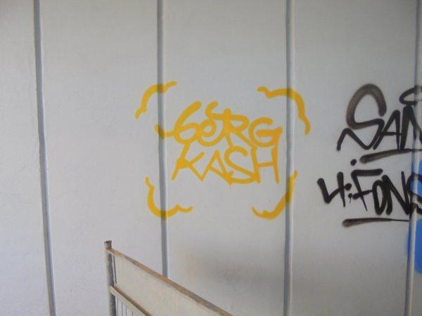 BERG KASH