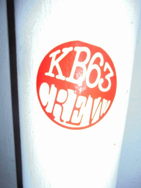 KB63 CREW