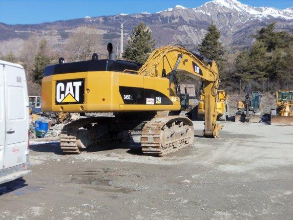 CAT 345C