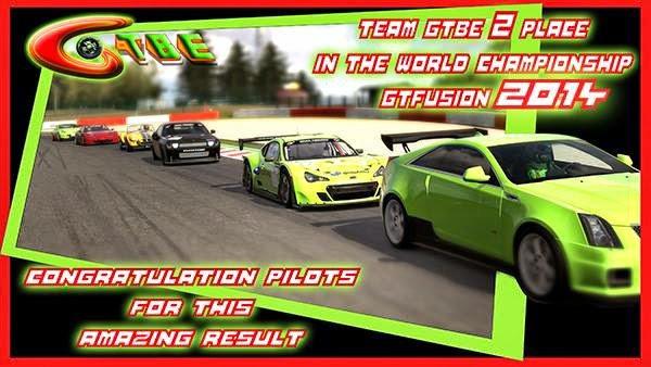 GTBE (GranTurismo Belgium) GTfusion online Championship in Gran Turismo