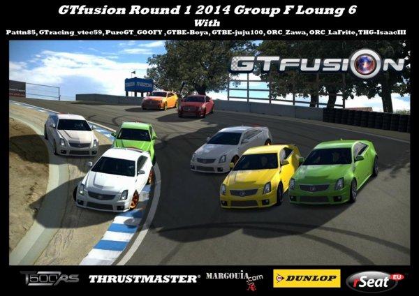 GTfusion Gran Turismo Championship round 1