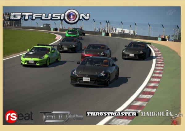Gran Turismo Belgium at GTfusion Championship online