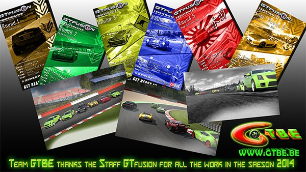 Thanks to GTfusion Staff for great work