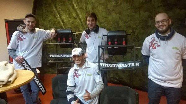 GTBE ( Gran Turismo Belgium) Gagnent la Drivers Arena