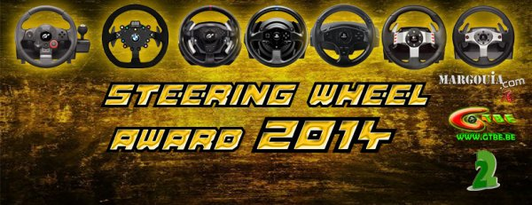 Steering Wheel Award 2014 by GTBE