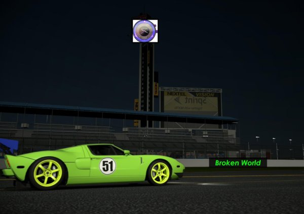 GTfusion Broken World Watch Contest Round 1