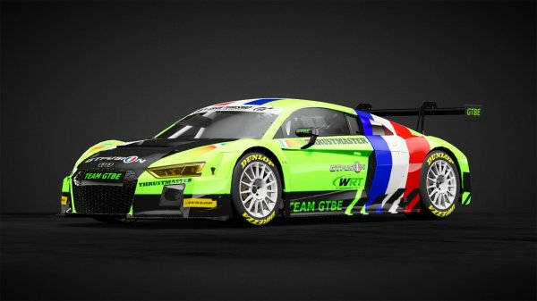GTBE Cars for GTfusion Round 1 2018