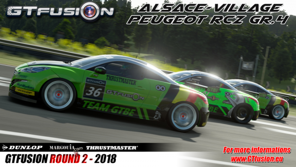 GTBE Training for GTfusion Round 2 2018