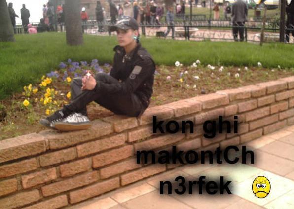 kOn ghii makOnTCh n3rfèèk