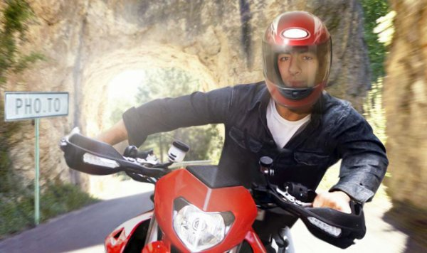 Mdr moi en moto