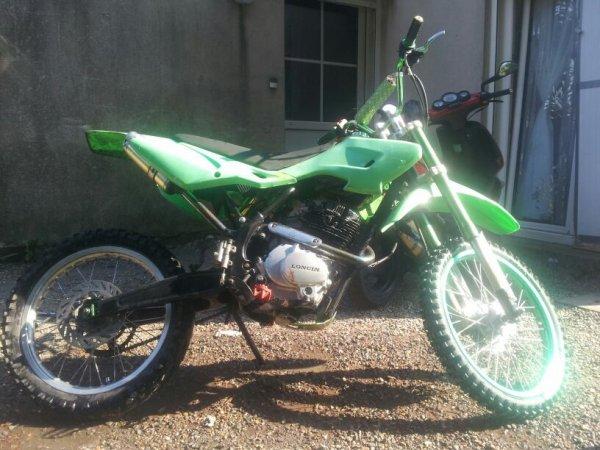 ma moto 250cc