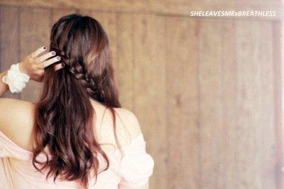 She Leaves Me Breathless - Chapitre 1.