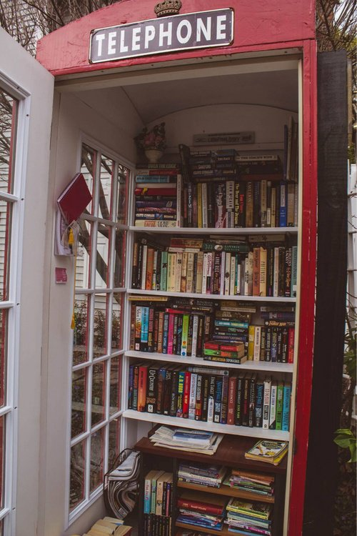 ✔ Reading Books  ✔