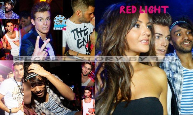 Morgan, Simon, Zelko, Geoffrey, Midou au Red Light