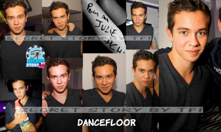 Sacha au Dancefloor d'Angers