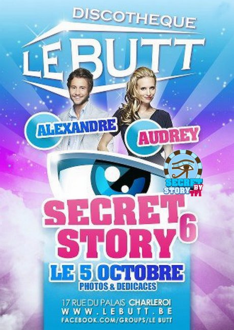 Audrey et Alex au Butt le 5 octobre