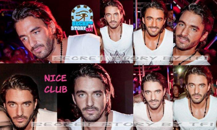 Thomas au Nice Club
