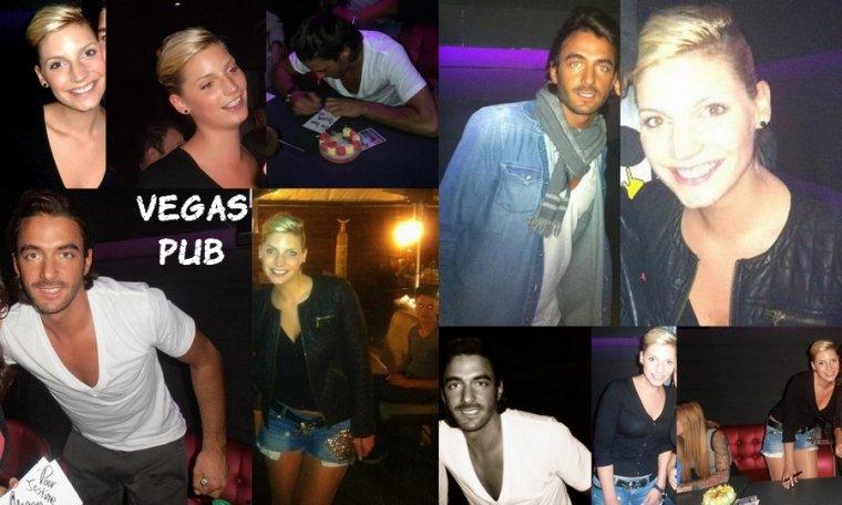 Thomas et Nadège au Vegas Pub