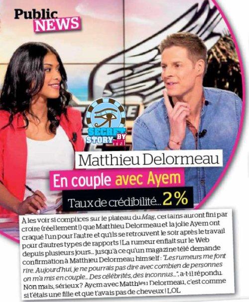 La presse: Thomas, Ayem mais aussi Xavier (SS1)
