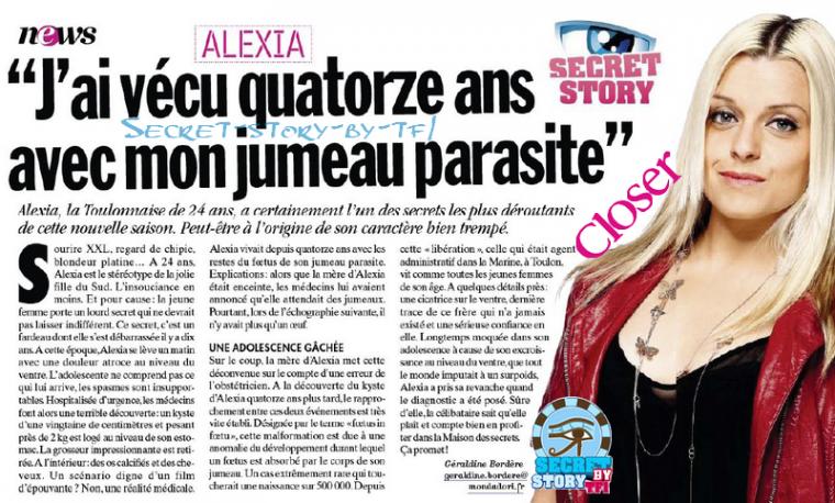Ben, Alexia, Clara : on en parle dans la presse :