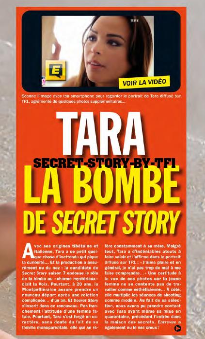 Tara, une jeune fille ...sage et célibataire !!!
