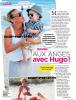 Amélie, en vacance avec Hugo !