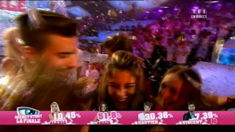 ANAIS gagne Secret Story 7 !