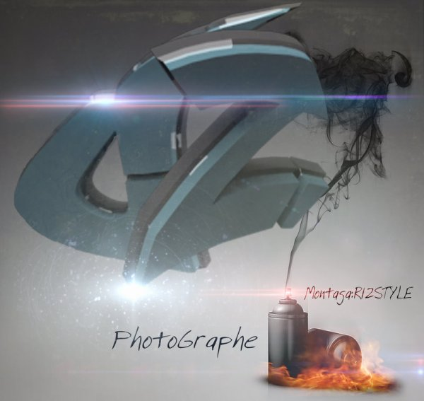 "Montage photo ""R12STYLE"""