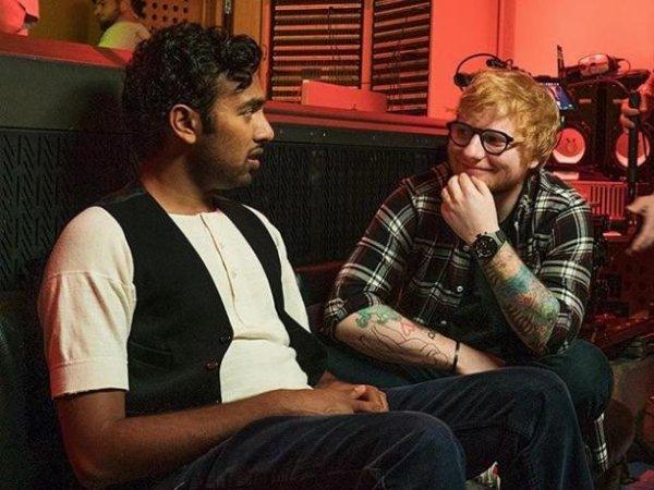 "Ed Sheeran, bientôt dans un premier rôle au cinema ! ""Yesterday"" !"