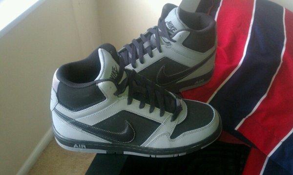 Ma Nouvel Paire De Nike AiR !!