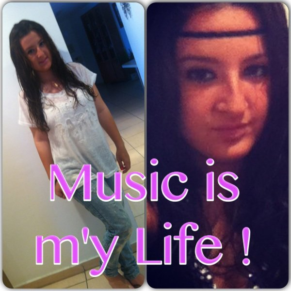 Music is m'y Life ❤❤