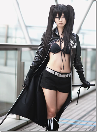 Black Rock Shooter : Black Rock Shooter