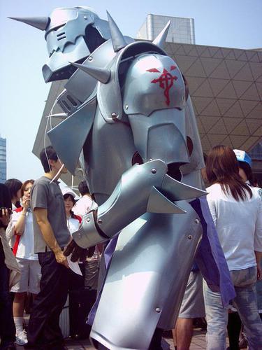 Fullmetal Alchemist : Alphonse Elric