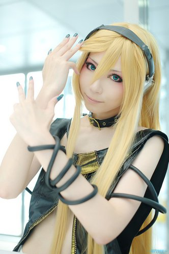 Vocaloid : Lily