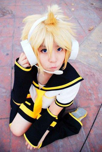 Vocaloid : Len Kagamine partie 2