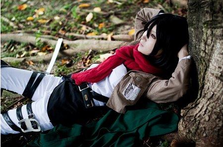 Shingeki no Kyojin : Mikasa Ackerman partie 2