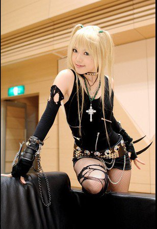 Death Note : Misa Amane